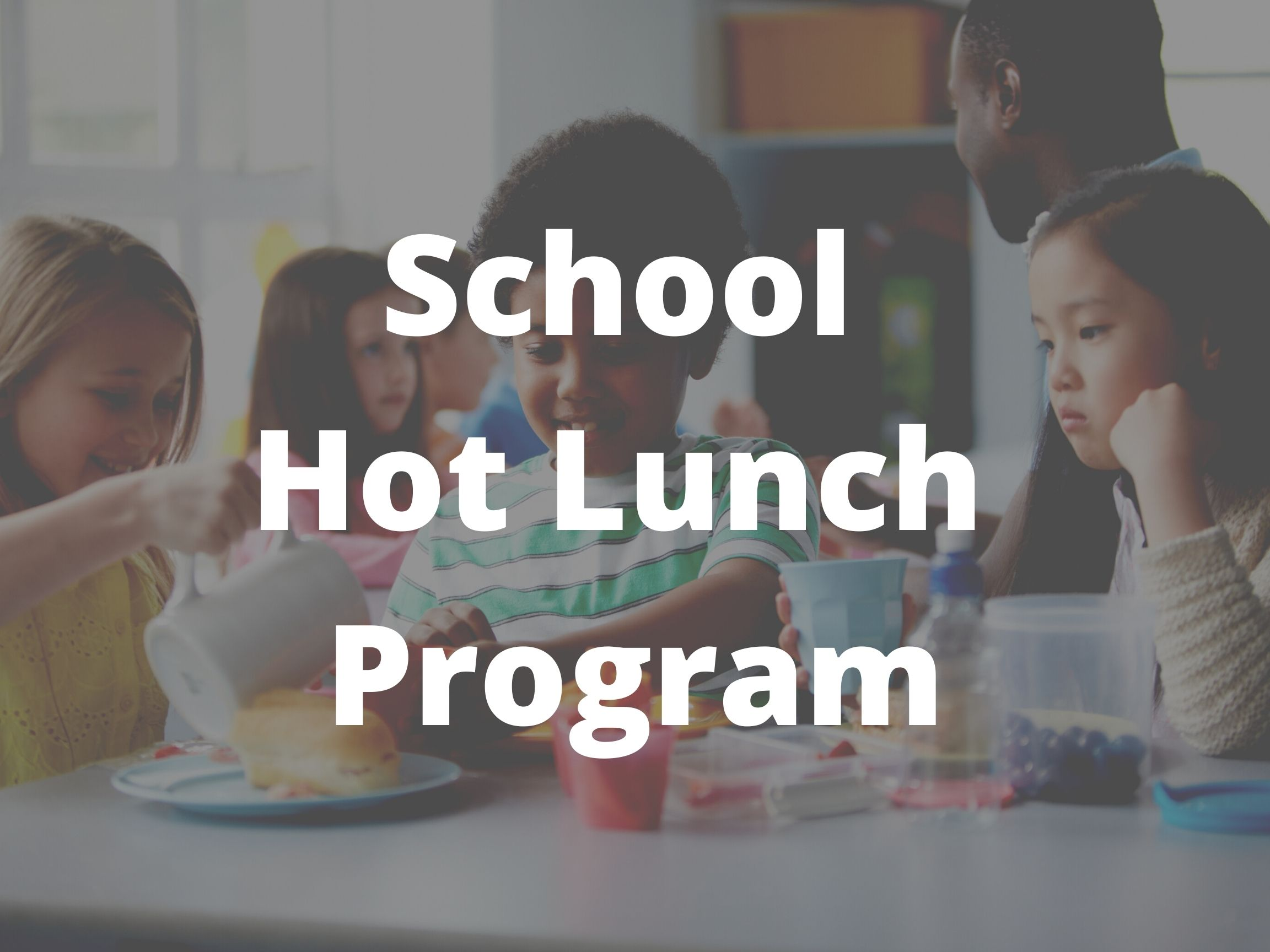 School Hot Lunch Program (1)